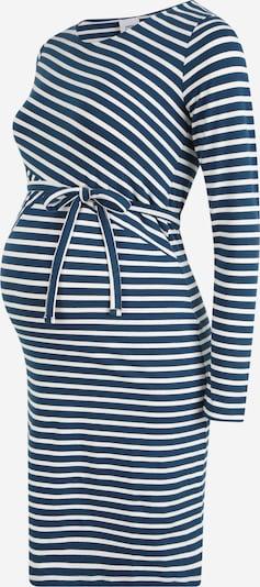 MAMALICIOUS Sukienka w kolorze szafir / białym, Podgląd produktu