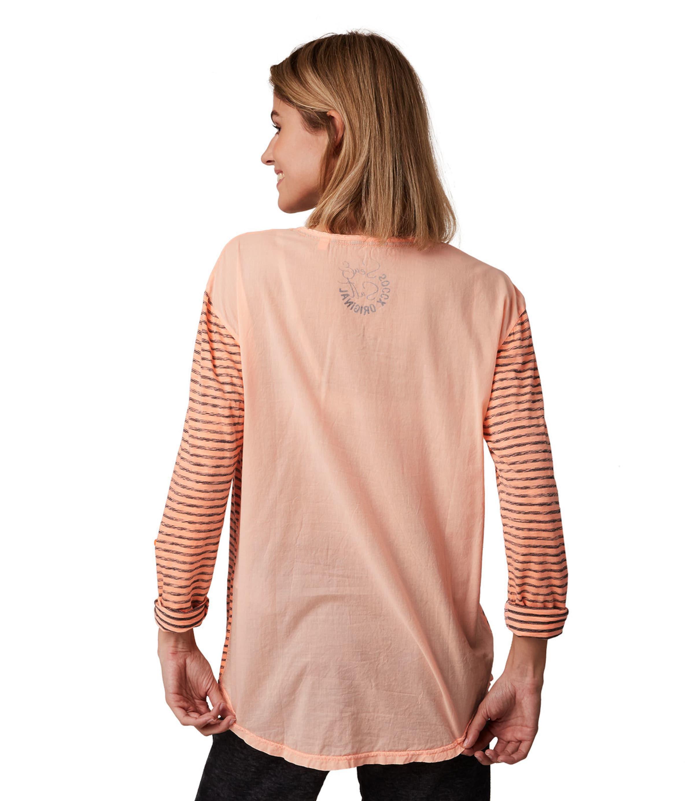 Shirt In OrangeSchwarz Soccx Shirt OrangeSchwarz Soccx In Yybfg6vI7