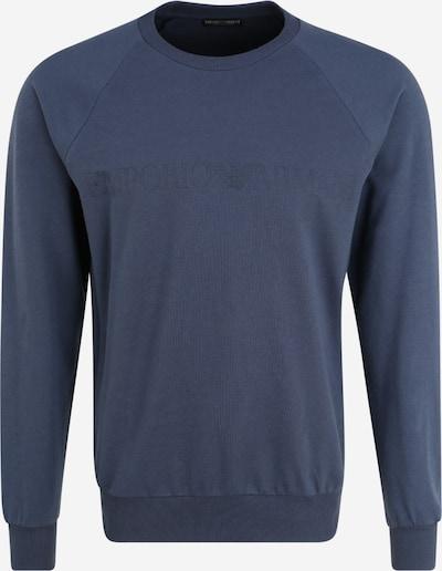 Emporio Armani Sweatshirt in de kleur Blauw, Productweergave