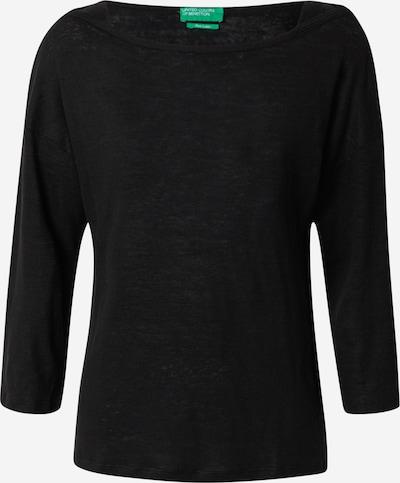 UNITED COLORS OF BENETTON T-shirt en noir, Vue avec produit