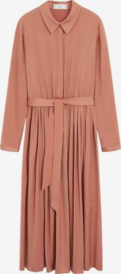 MANGO Robe en rose, Vue avec produit