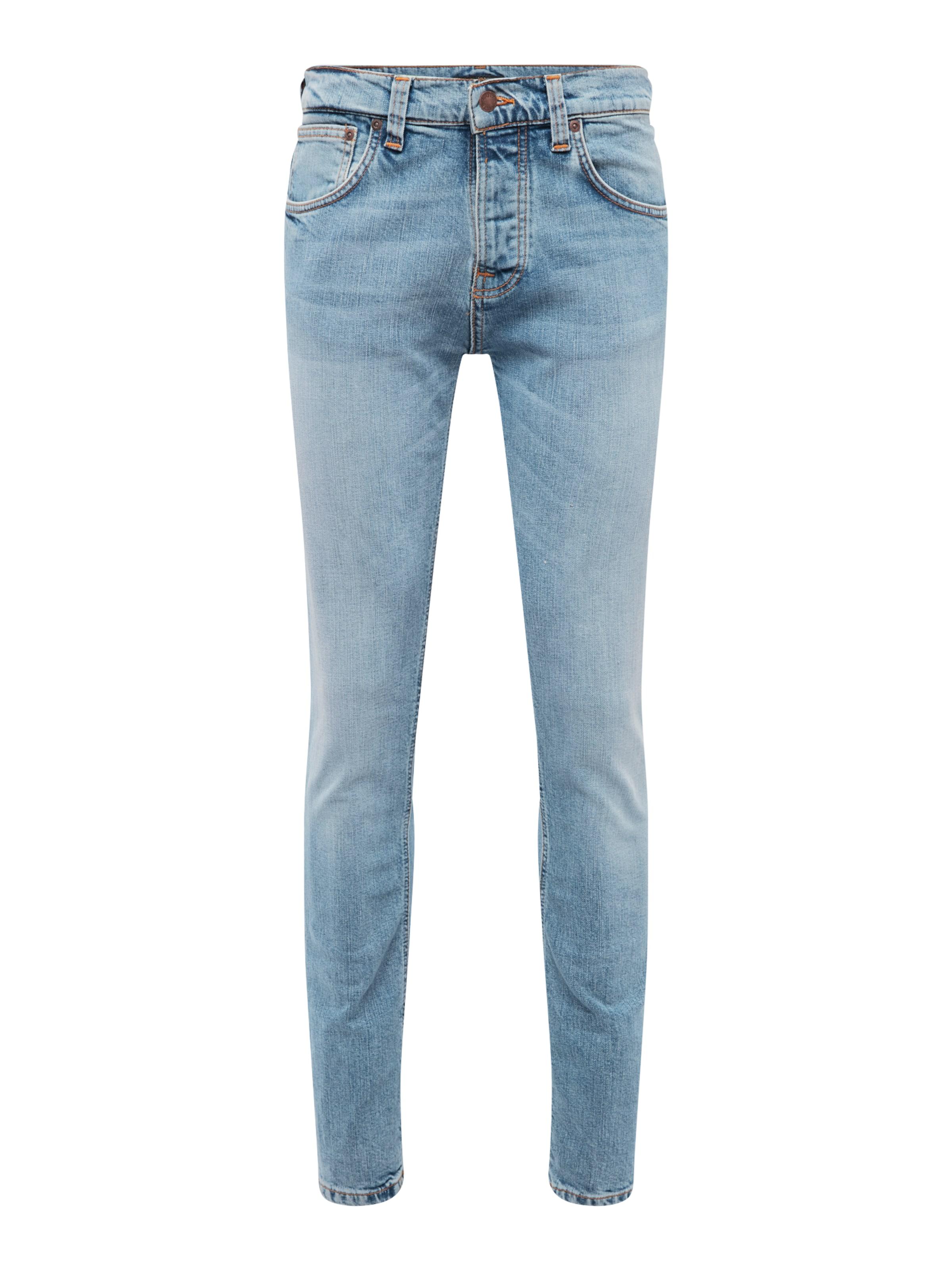 'grim Jeans Nudie Bleu Denim Tim' En Jean Co EQWBdCxero