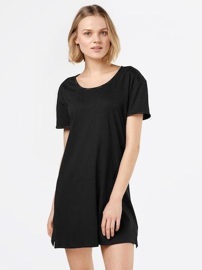 Calvin Klein Underwear Nightshirt in schwarz: Frontalansicht