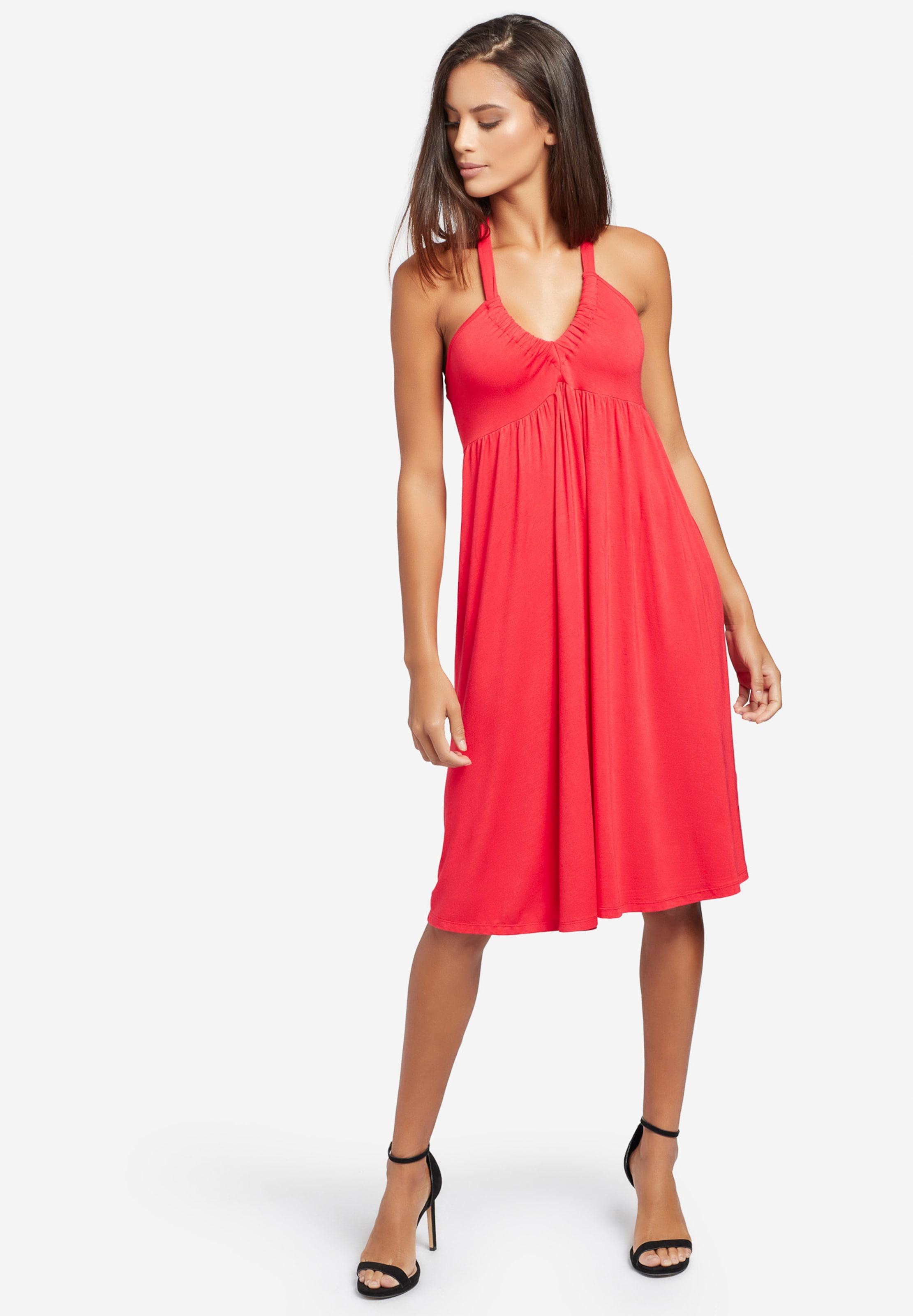Kleid Khujo Cranberry 'houston' Khujo Kleid In b7gvYf6y