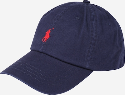 POLO RALPH LAUREN Pet in de kleur Navy / Rood, Productweergave