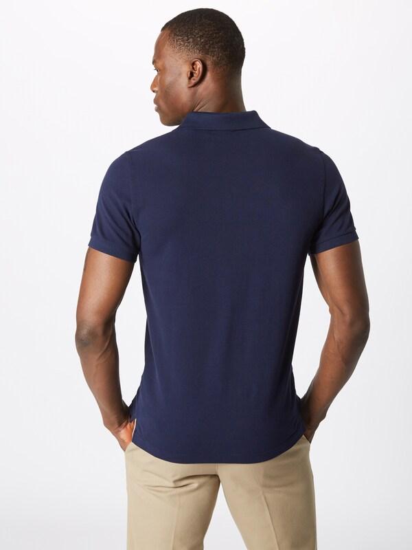 T Bleu Gant shirt En Foncé 'original Rugger' wOkXluPZiT