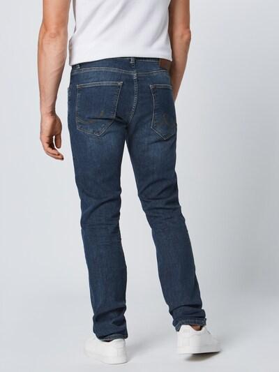 Jeans 'HOLLYWOOD D' LTB pe denim albastru: Privire spate