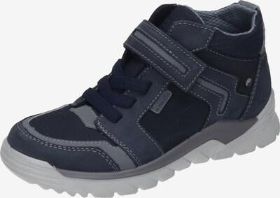 RICOSTA Sneakers in taubenblau: Frontalansicht
