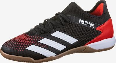 ADIDAS PERFORMANCE Schuhe 'Predator 20.3' in rot / schwarz / weiß, Produktansicht