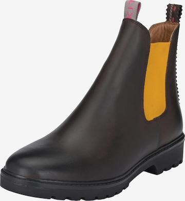 Crickit Chelsea Boot 'HANNAH' in Braun