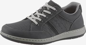Scarpa stringata sportiva di RIEKER in grigio