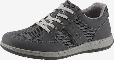 RIEKER Athletic lace-up shoe in grey, Item view