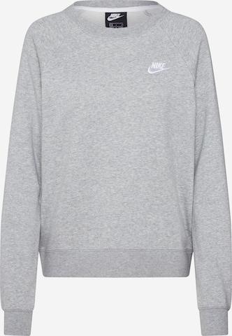 Nike Sportswear Sweatshirt in Grau