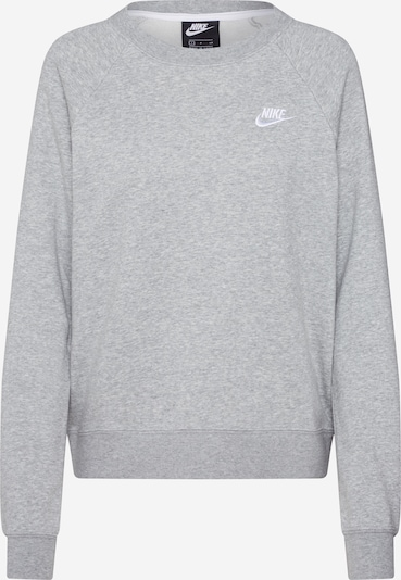 Nike Sportswear Jaka ar kapuci pieejami pelēks: Priekšējais skats