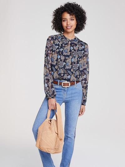 heine Bluzka w kolorze mieszane kolorym, Podgląd na modelu(-ce)