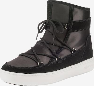 MOON BOOT Snowboots in schwarz, Produktansicht
