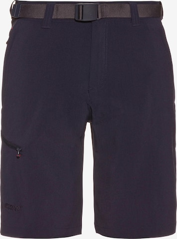 Maier Sports Workout Pants 'Huang' in Blue