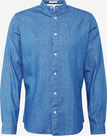 SELECTED HOMME Hemd 'SLIMNOLAN' in blue denim, Produktansicht
