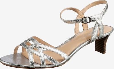 ESPRIT Birkin Klassische Sandaletten in silber, Produktansicht