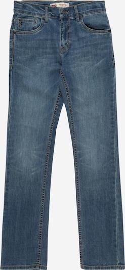LEVI'S Jeans '511 Performance' in blue denim, Produktansicht