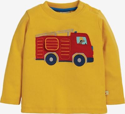 frugi Langarmshirt in gelb, Produktansicht