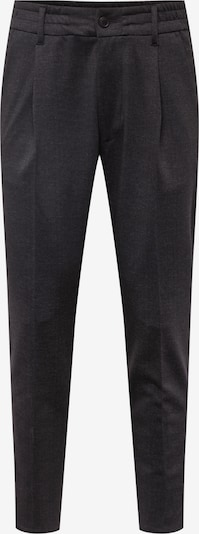 Pantaloni cutați 'CHASY' DRYKORN pe gri metalic, Vizualizare produs