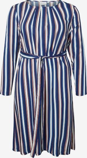 Junarose Kleid in blau, Produktansicht