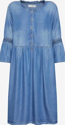 Cream Kleid 'Lussa' - Modrá