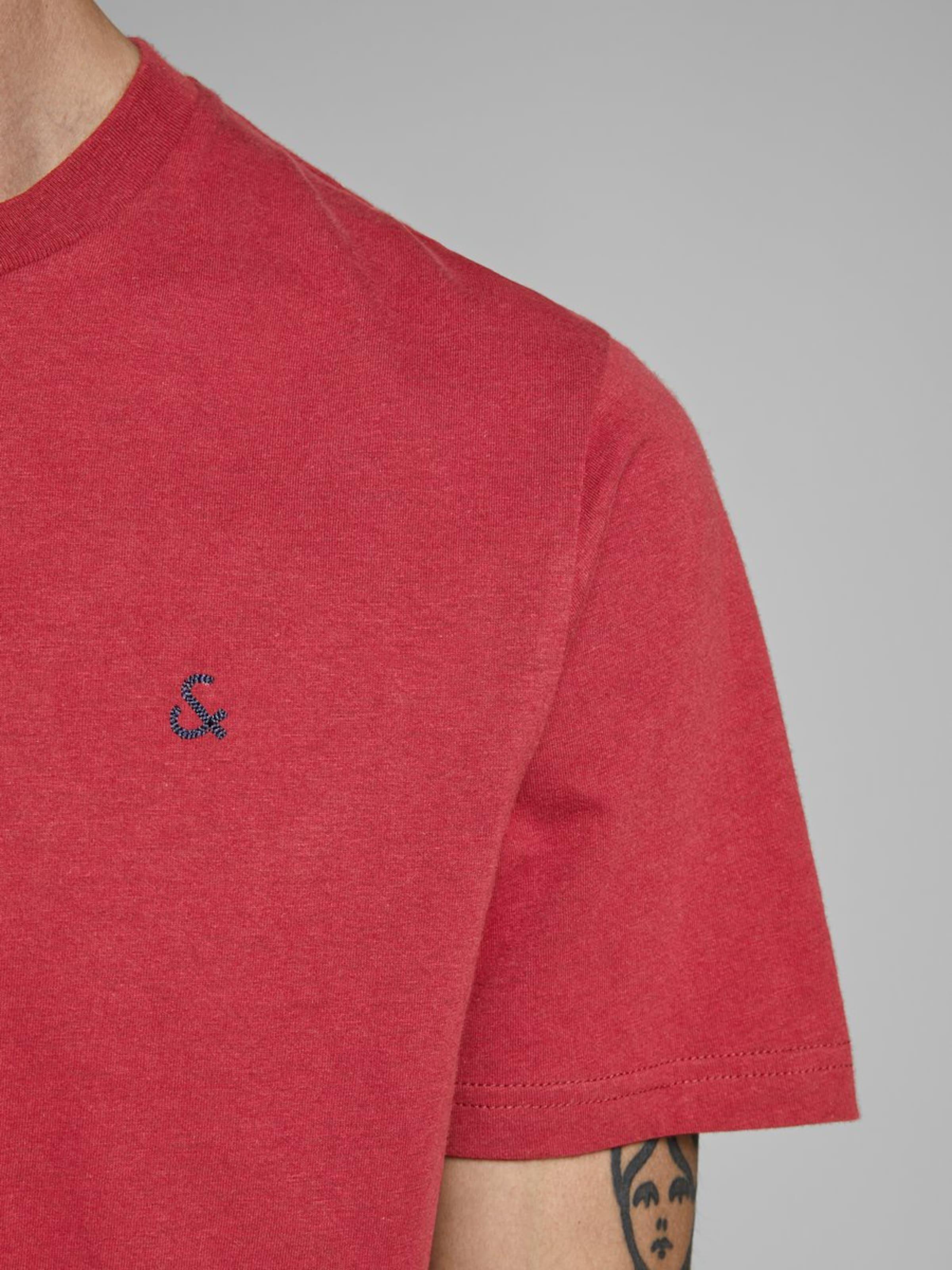 Jackamp; T Jones Rouge En shirt QdxChrts