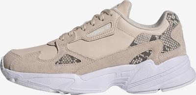 ADIDAS ORIGINALS Sneaker in braun / puder, Produktansicht