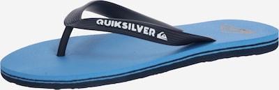 QUIKSILVER Žabky 'MOLOKAI M SNDL' - modrá, Produkt