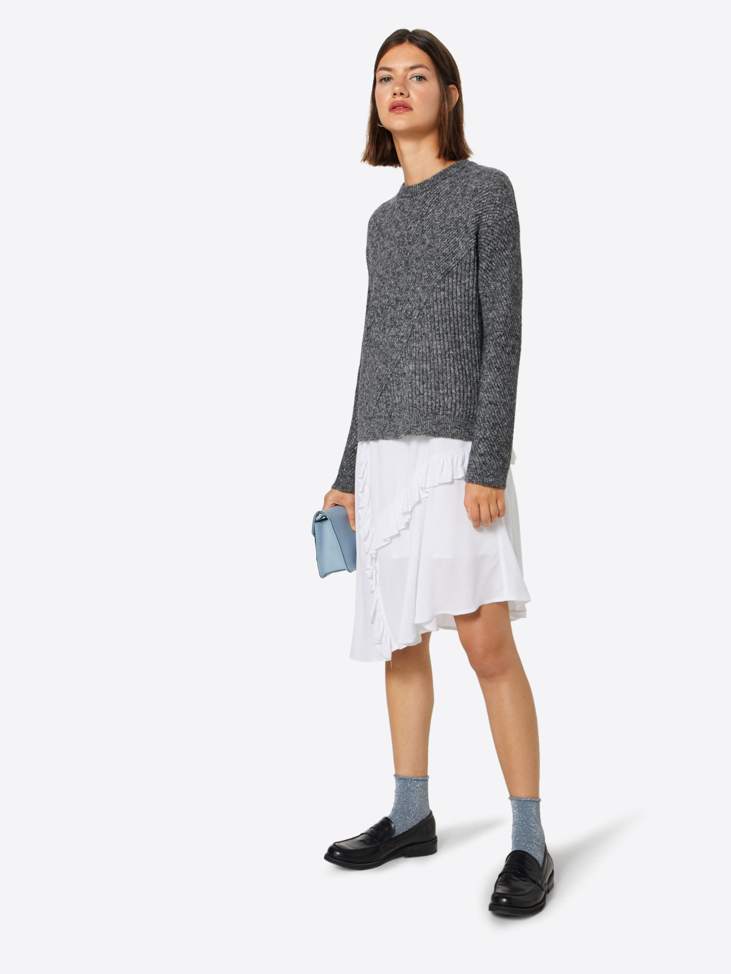 Pieces Dunkelgrau Pullover Pullover In In Pieces OukXiPZ