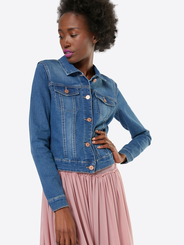 Noisy may Denim Jacke 'DEBRA'