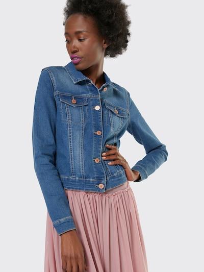 Noisy may Prehodna jakna 'DEBRA' | modra barva, Prikaz modela