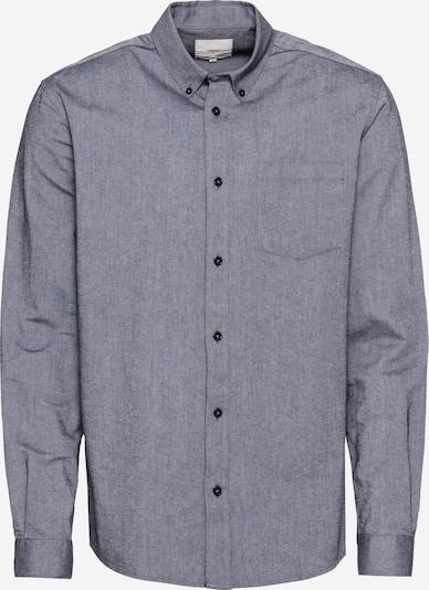 minimum Hemd 'jay' in taubenblau, Produktansicht