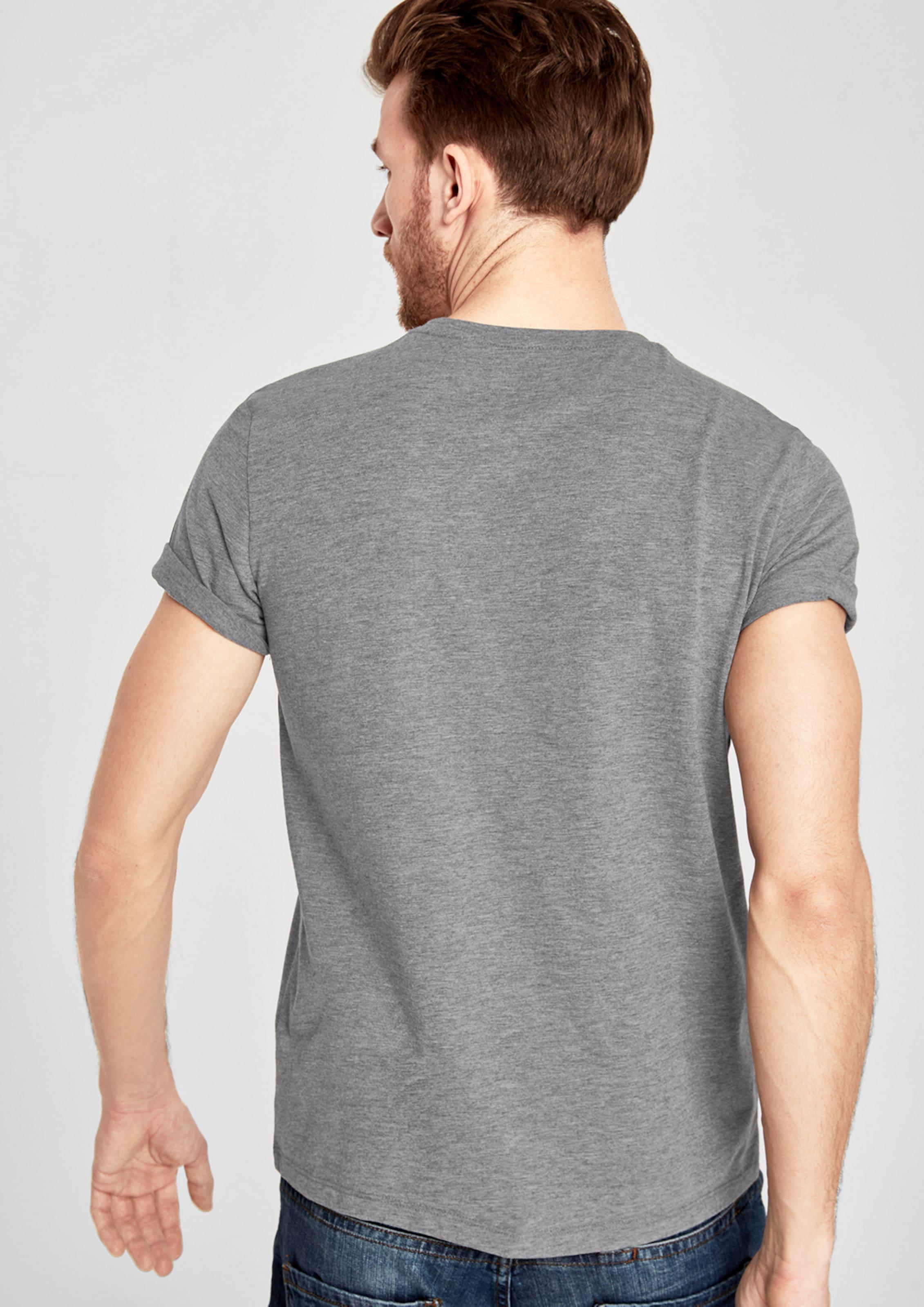 Wie Viel Auslass Eastbay s.Oliver RED LABEL T-Shirt mit Wording-Print Rabatt Neueste Manchester Großen Verkauf Verkauf Online qopb4OtvO