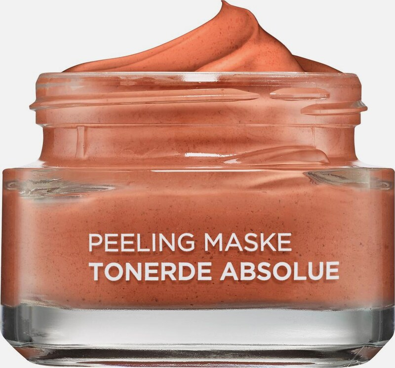 L'Oréal Paris 'Tonerde Absolue Peeling Maske (red)', Gesichtsmaske