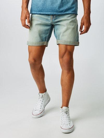 Nudie Jeans Co Jeans 'Josh ' in de kleur Blauw denim: Vooraanzicht