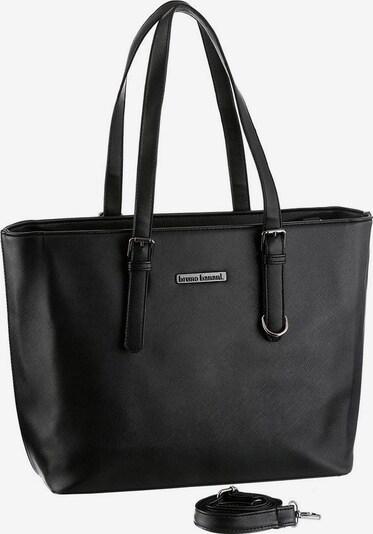 BRUNO BANANI Shopper in schwarz, Produktansicht