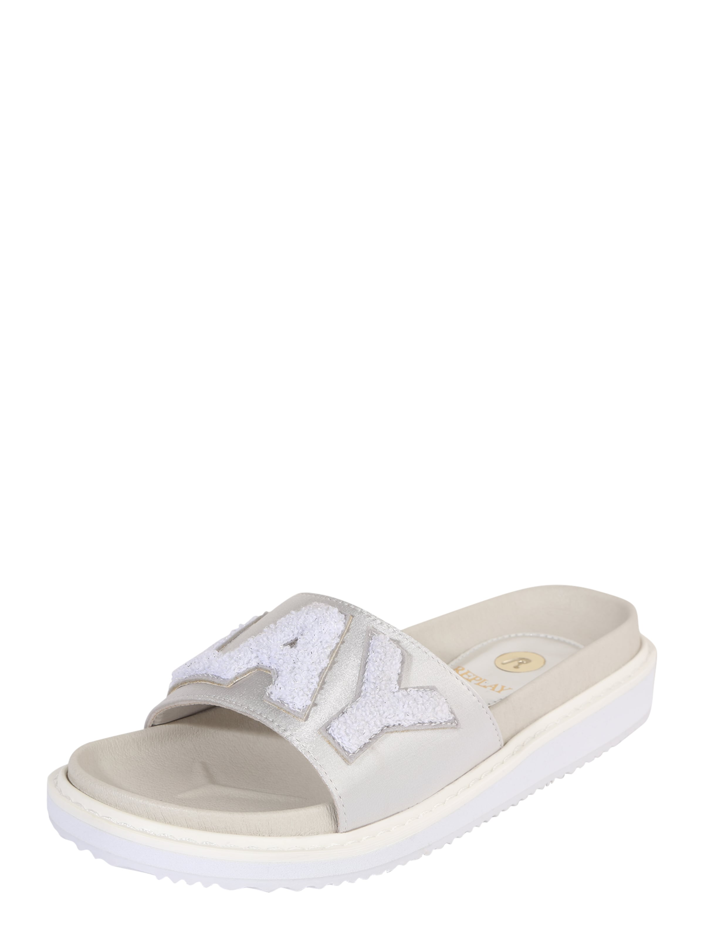 Haltbare Mode billige Schuhe REPLAY | Pantolette 'KNACK' Schuhe Gut getragene Schuhe