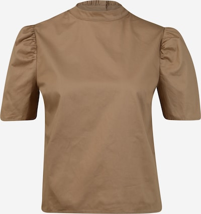 OBJECT (Petite) Blouse 'ELVIRA ROXANNE' in de kleur Bruin, Productweergave