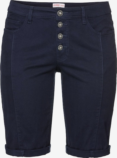SHEEGO Trousers in Marine, Item view