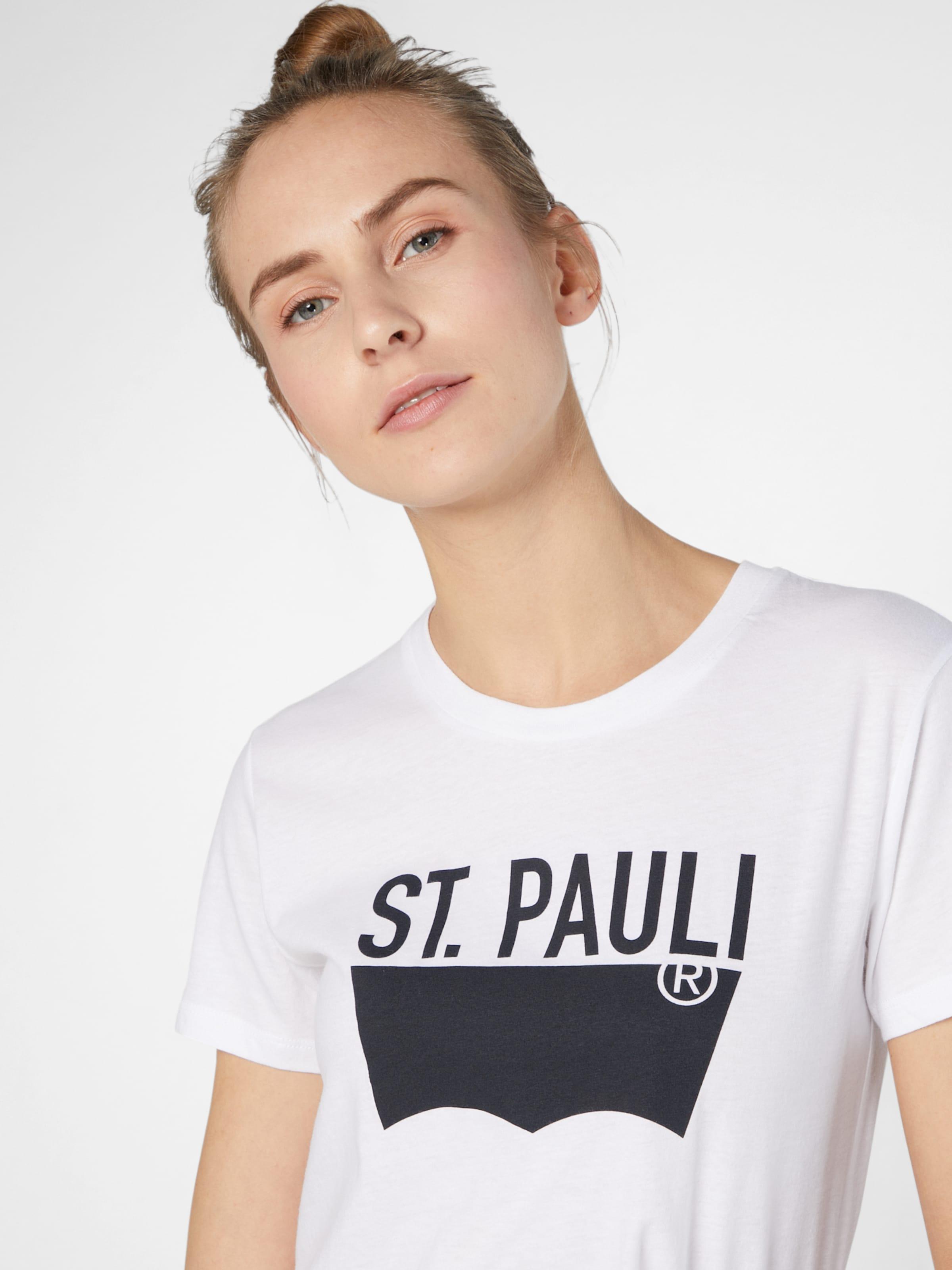 LEVI'S T-Shirt 'THE PERFECT TEE' Viele Arten Von Billig Spielraum Billig Echt Billig Verkauf Fabrikverkauf eSwFRs8C