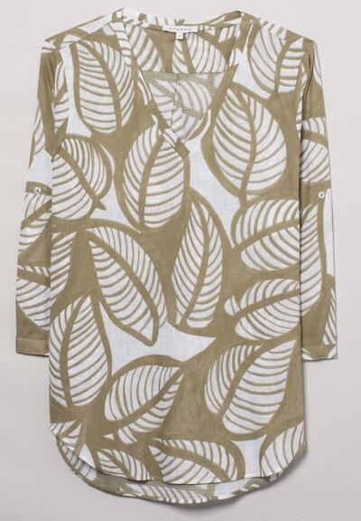 ETERNA Dreiviertelarm Bluse MODERN CLASSIC in grün, Produktansicht