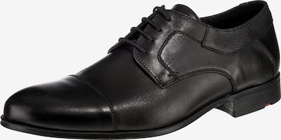 LLOYD Schnürschuh 'Lalfa' in schwarz, Produktansicht