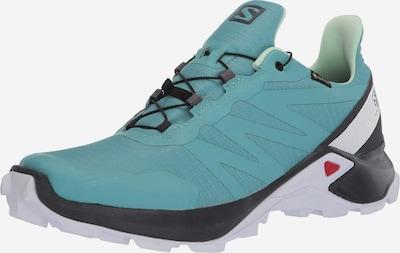 SALOMON Sportschuhe in jade / schwarz / weiß, Produktansicht