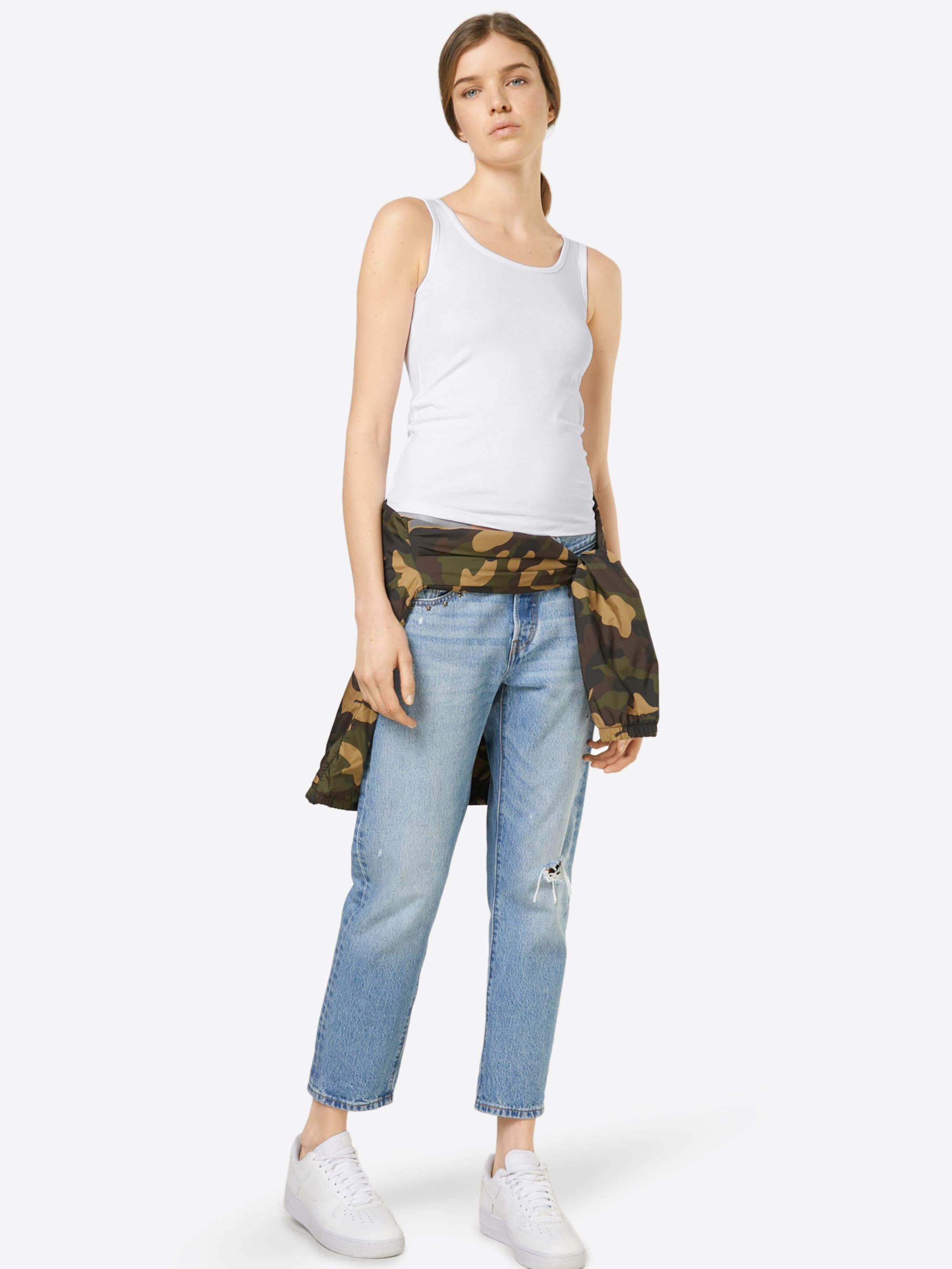 Shop-Angebot Günstig Online Urban Classics Jersey Top 'Ladies 2-Pack Basic Stretch Top' Schlussverkauf Verkauf Empfehlen k2GALqZWMS