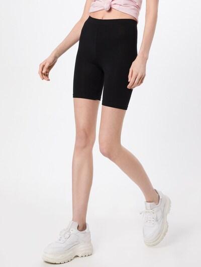 modström Hose 'Kendis X-Short' in schwarz, Modelansicht