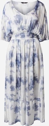 ONLY Kleid 'ONQSIRI' in blau / weiß, Produktansicht