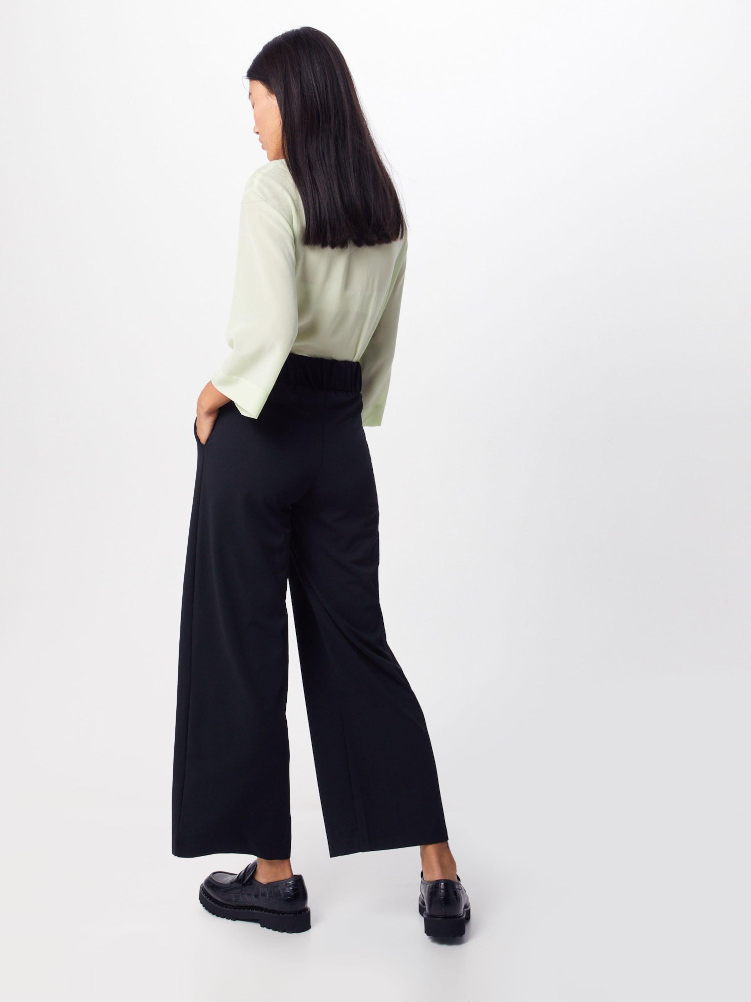 De Yong Chino Pantalon Jacqueline 'geggo' Noir En thsrdxQC